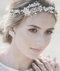 Wedding Hair Accessories Melbourne | Fade Haircut