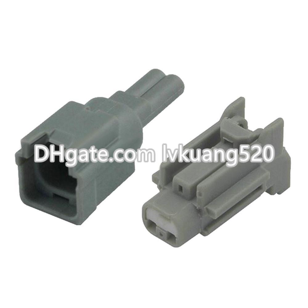 medium resolution of 2 pin female and male automotive wiring harness connector plug socket dj7029c 1 11