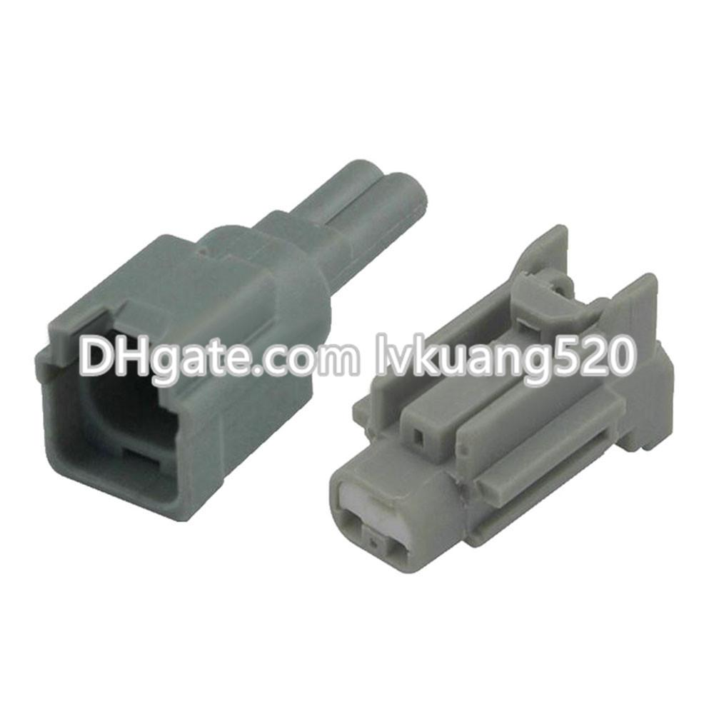 hight resolution of 2 pin female and male automotive wiring harness connector plug socket dj7029c 1 11
