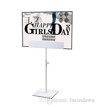 2021 adjustable table poster stand