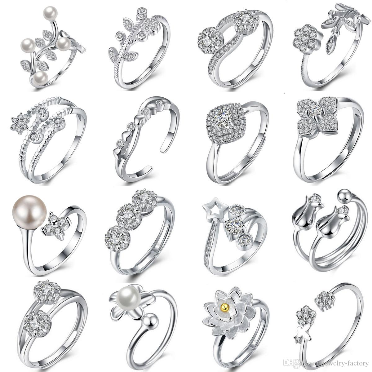 New Products Listed Fashion Jewelry 925 Sterling