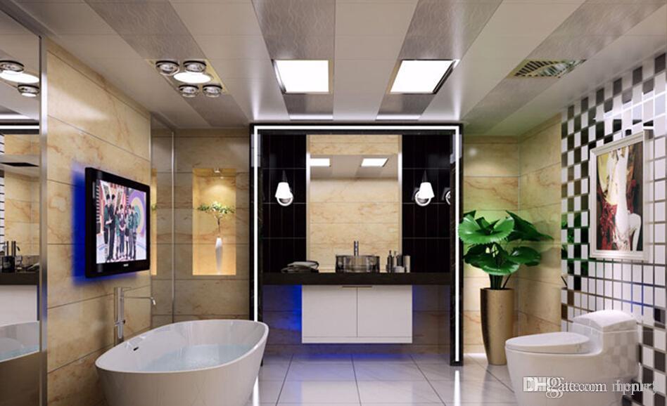 acheter plafond lumineux a panneau a led integre eclairage led panneau de plafond integre lampe fluorescente de grille de plafond pour cuisine