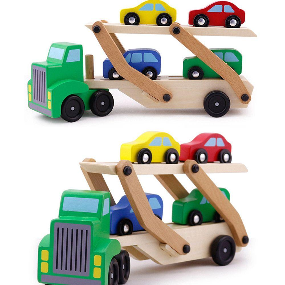 2019 toy vehicles wooden