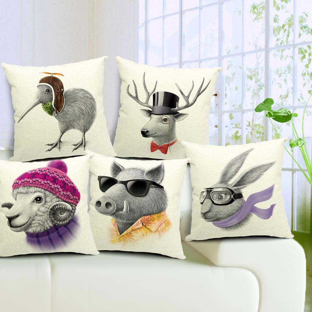 cheap minimalist nordic cushion covers