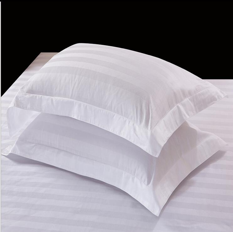 hotel bed pillow cases cover 48x74 cm