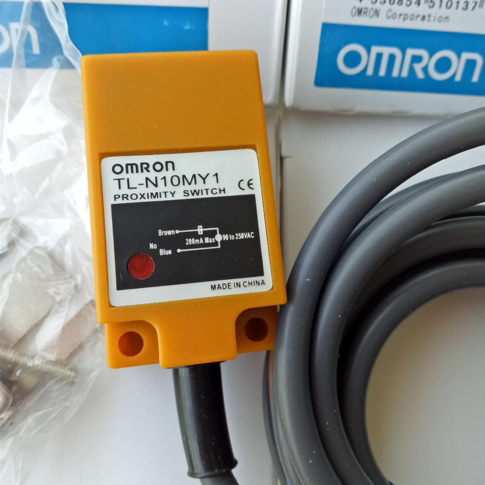 medium resolution of 2019 tl n10my1 omron proximity switch sensor ac 2 wire no 90 250vac new high quality from friendly138 14 96 dhgate com