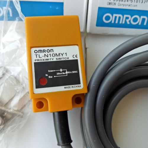 small resolution of 2019 tl n10my1 omron proximity switch sensor ac 2 wire no 90 250vac new high quality from friendly138 14 96 dhgate com