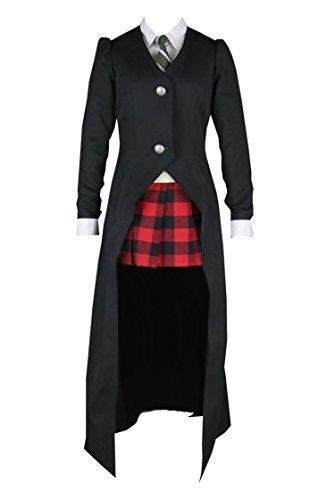 pic Maka Coat cosplay costume maka albarn black long