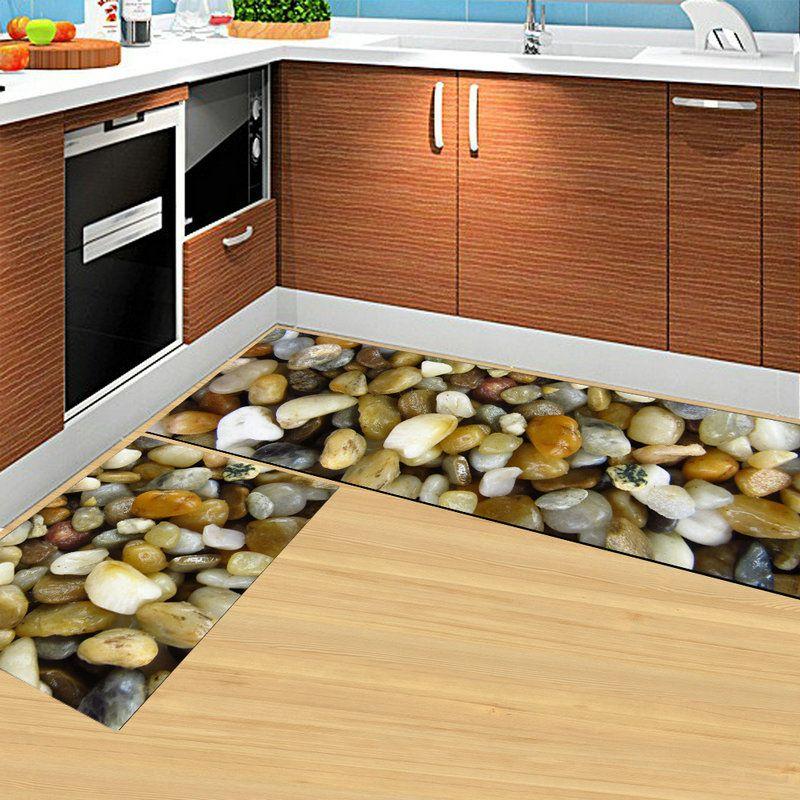acheter plancher de cuisine moderne imprime en 3d nature tapis antiderapant tapis de porte tapis de chambre tapis de toilette tapis tapis pour chambre
