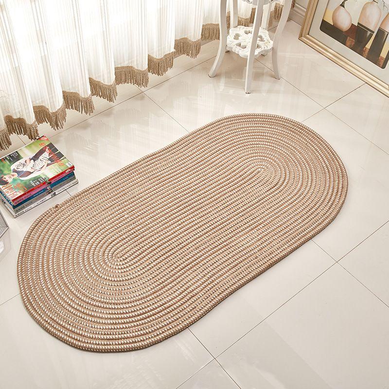 acheter tapis ovale a la main darmure pour salon solide ordinateur chaise tapis zone enfants tapis tapis de sol tapis vestiaire tatami tapis de 13 55
