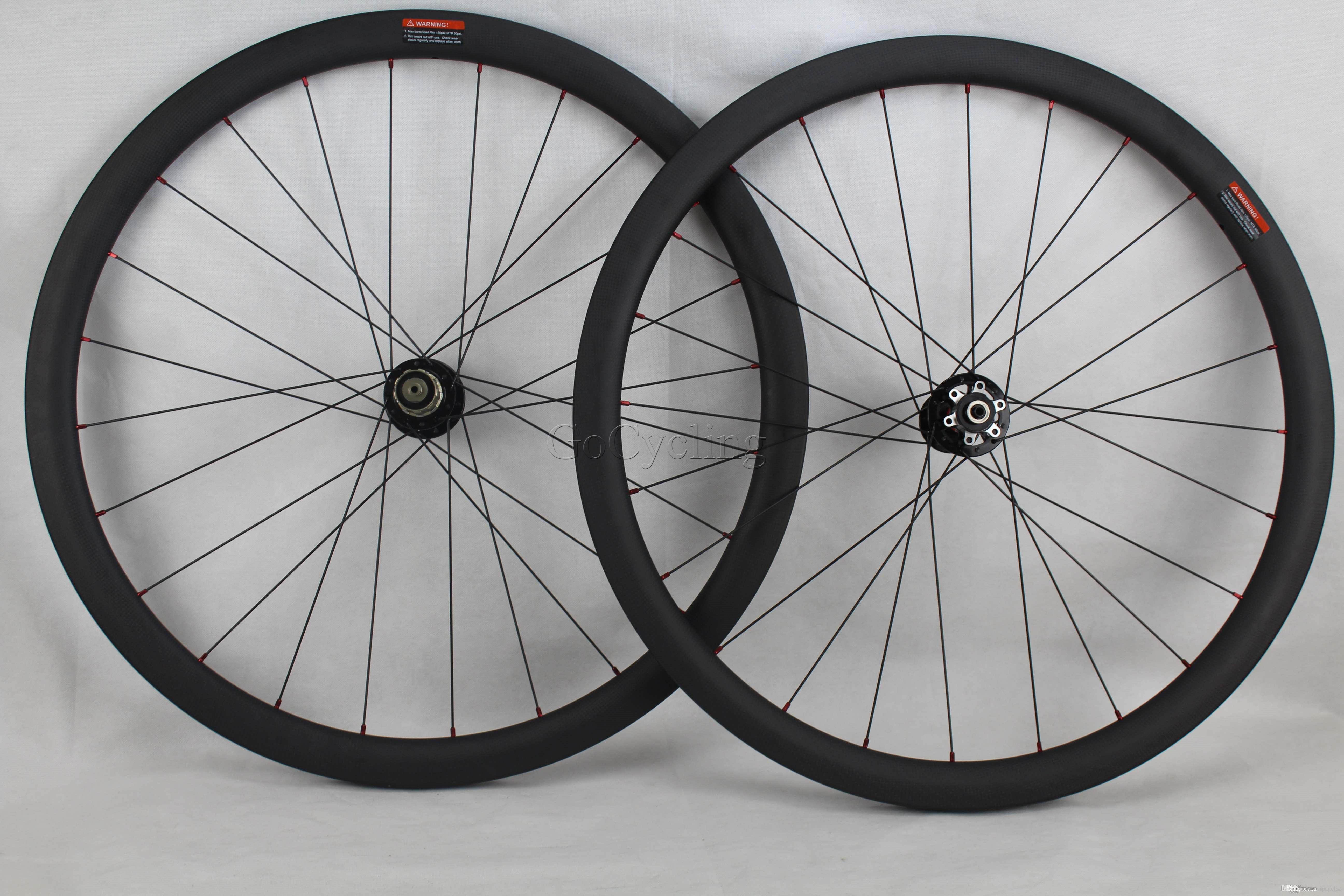 acheter frein a disque carbone roues 38mm 700c pneu tubulaire velo carbone roue jante largeur 25mm roues roue avec moyeux novatec de 342 29 du spark sz dhgate com