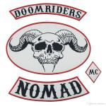 2021 Outlaw Doomriders Biker Mc Colors 1 Er Patch Vintage Real Original Motorcycle Club Vest From Jonnaean 18 03 Dhgate Com