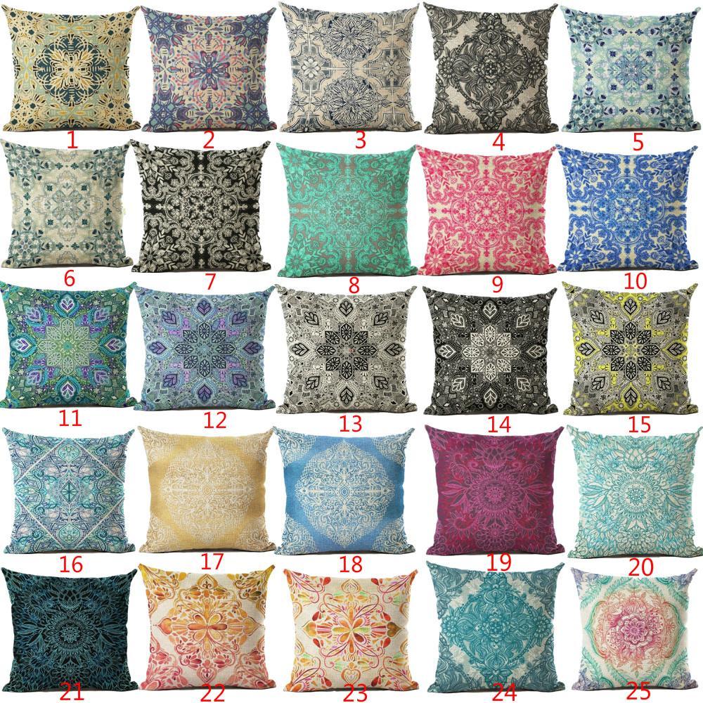 cushion cover geomtric pillowcase