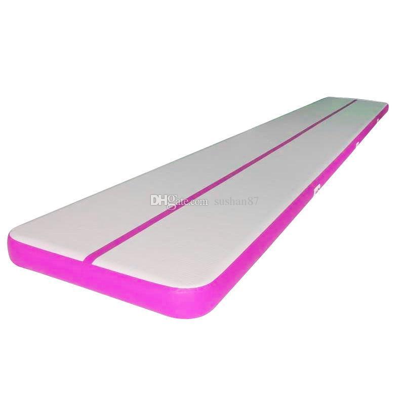acheter livraison gratuite 5 m gonflable pas cher gymnastique matelas gym tumble airtrack plancher tumbling air track pour vente de 96 99 du