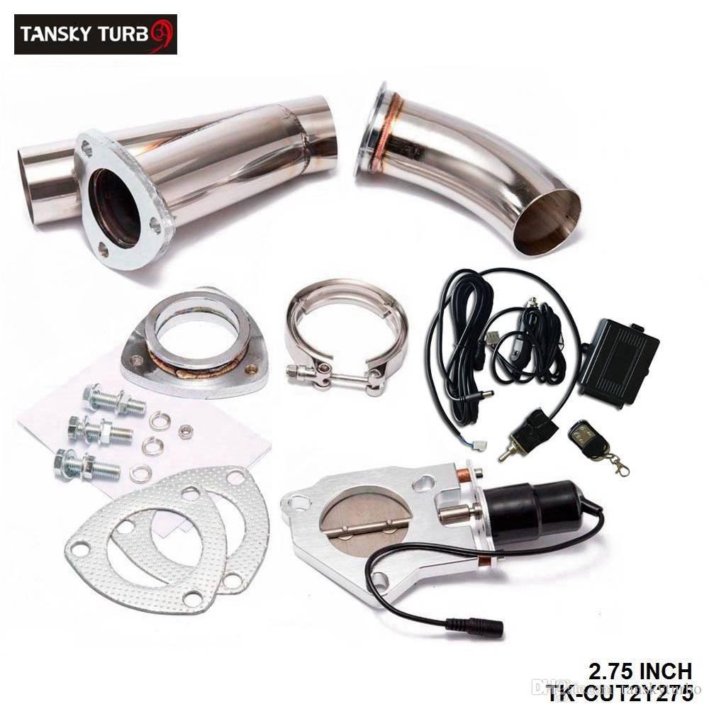 2021 tansky exhaust cutout 2 75 e