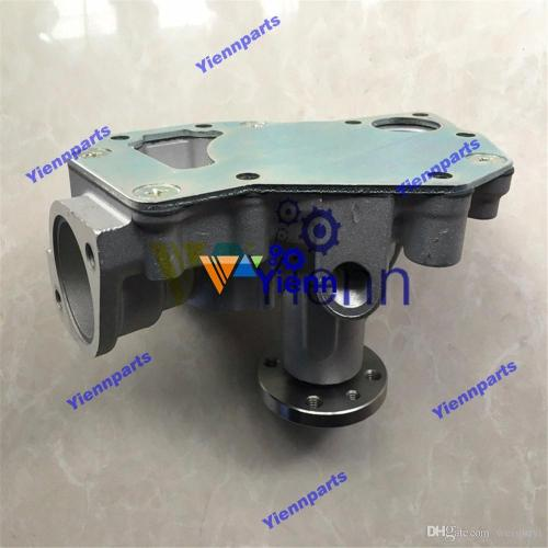 small resolution of  3lb1 water pump for isuzu tractor loader excavator truck forklift diesel engine 3lb1 rebuild spare parts