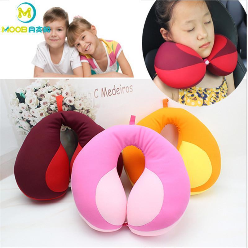 pillow kids newbron travel neck pillow