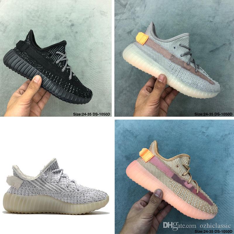 acheter chaud pas cher bebe enfants kanye west enfants chaussures de sport garcons chaussures de course filles casual chaussures bebe formation