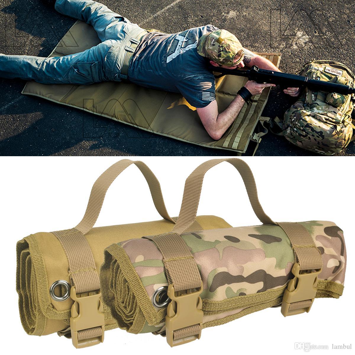 acheter tapis de prise de vue tactique de prise de vue enroulement leger a rouleau non rembourre accessoires de chasse tapis de nettoyage pour fusil