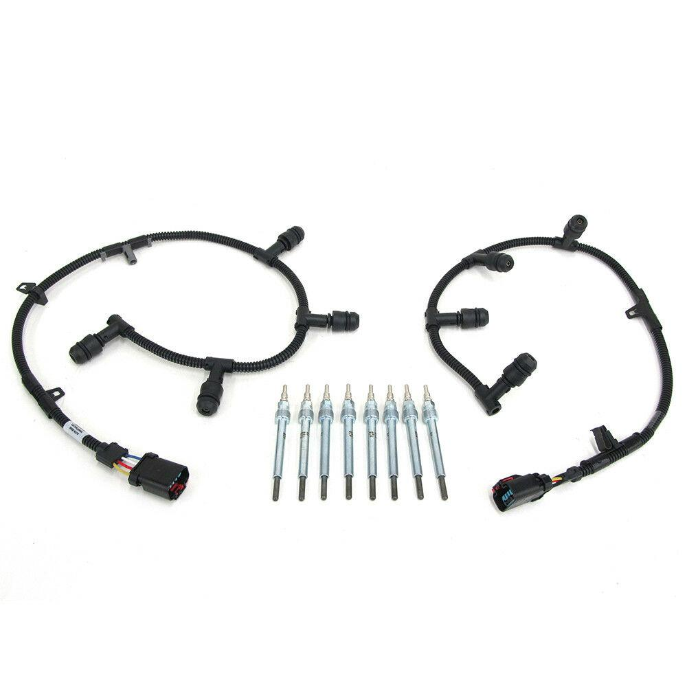 2020 For Ford E 350 E 450 F 250 Diesel Set Of 2 Glow Plug