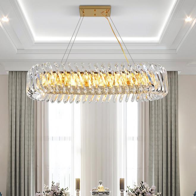 new luxury chandelier crystal lights