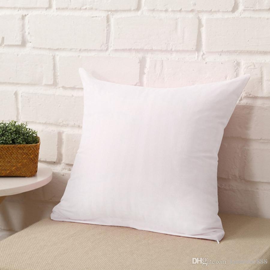 18 18inch sofa throw pillowcase pure
