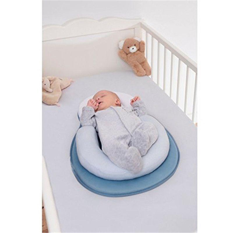 comfortable baby pillow infant sleep