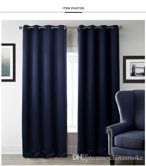 acheter nouveau moderne rideaux occultants pour fenetres stores traitement fini rideaux fenetre blackout rideau pour salon les stores chambre de 14 13
