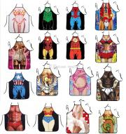 styles superhero apron superman