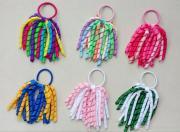 girl 5 korker ponytail holders