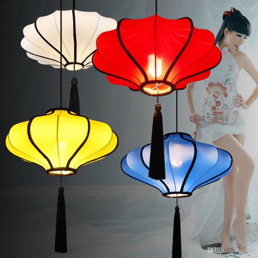 chinese style lantern dining