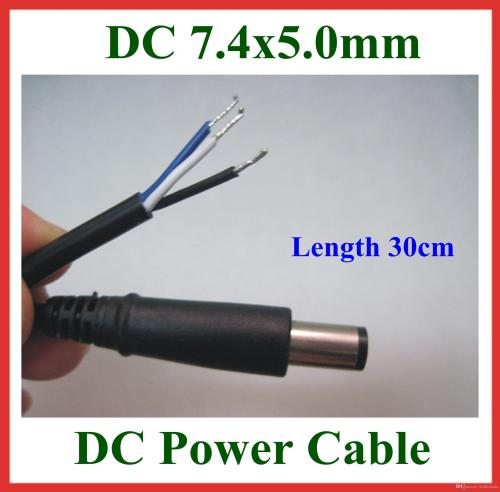 small resolution of 2017 dc tip plug 7 4 5 0mm 7 4x5 0mm dc power supply hp laptop charger wiring diagram