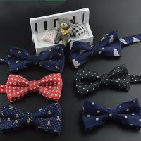2018 Cheap Children Bow Tie Color Butterfly Wedding Party ...