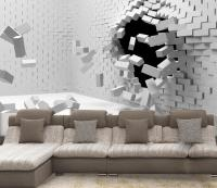 Large Wallpaper 3d Abstract Art Stereo Fashion Modern ...