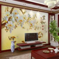 Customized Large Mural 3D Wallpaper Wall Paper Bedroom ...