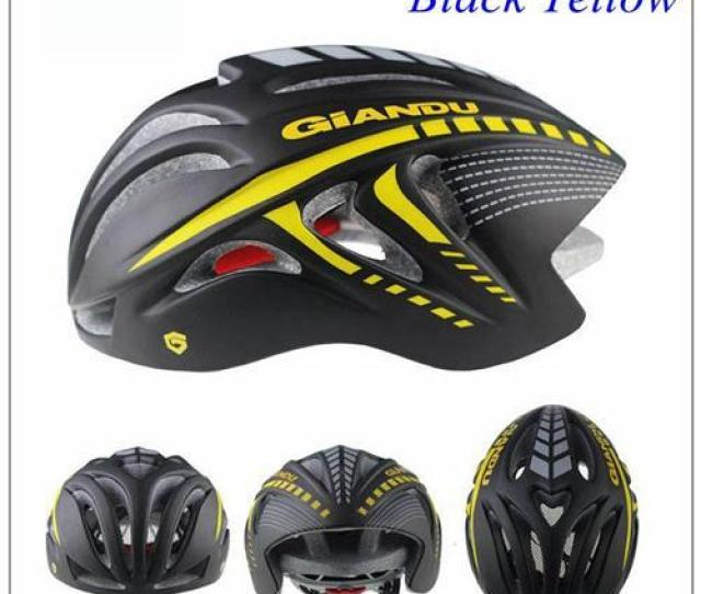 Giant Bike Helmet Integrated Ultralight Outdoor Sports Cycling Helmet With Visor Mountain Road Mtb Bicycle Helmets  Cm From Tonerport