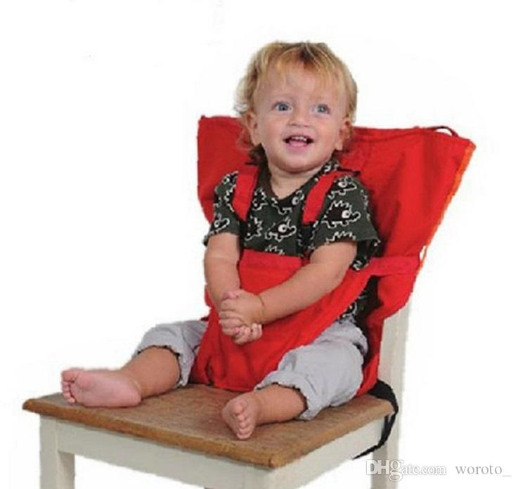 baby chair seat sayl by herman miller 2019 sack new portable infant dining lunch feeding safety belt high from