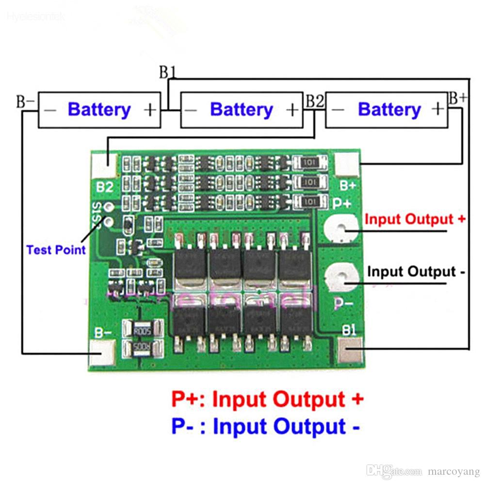 Li Ion Battery Charger Circuit Circuit Diagram