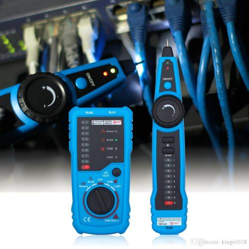 small resolution of high quality rj11 rj45 cat5 cat6 telephone wire tracker tracer toner ethernet lan network cable tester detector line finder network documentation tool