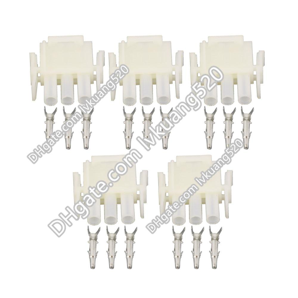 hight resolution of 2019 elevator 3 pin wire connector motorcycle male plug car light 3 pin wire harness connector