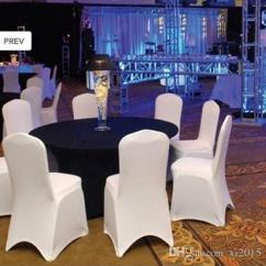 Chair Covers For Parties Sliding Bath 2017 New White Spandex Stretch Cover Lycra Wedding Banquet Party Hotel Decorations Gray Slipcover Table Linen From