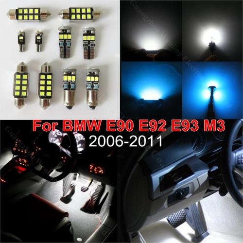 small resolution of 2019 canbus car led reading courtesy trunk interior lighting pack kit for bmw e90 e91 2006 2010 sedan coupe 328i 335i m3 330i from wljh 20 06 dhgate com