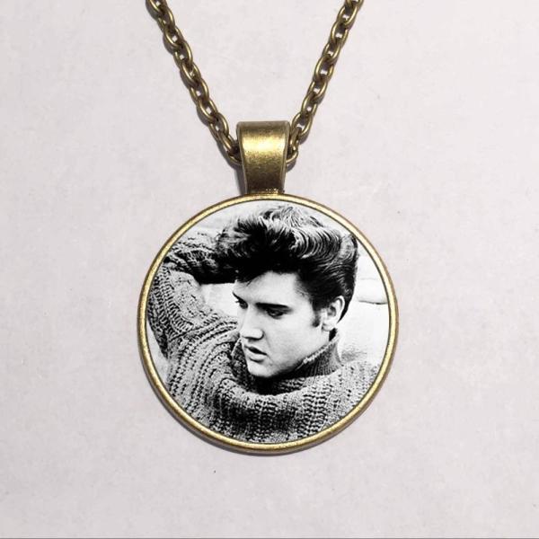Elvis Presley Pendant