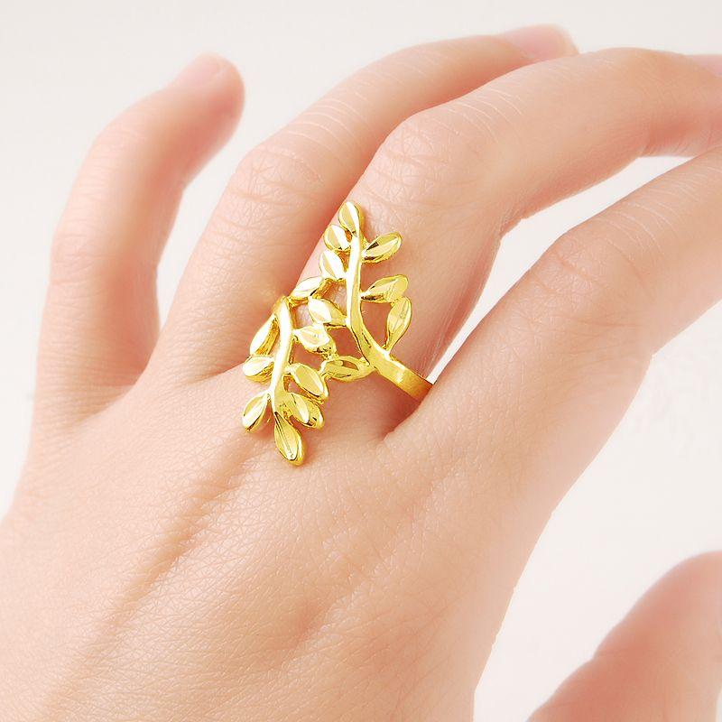 new model gold rings