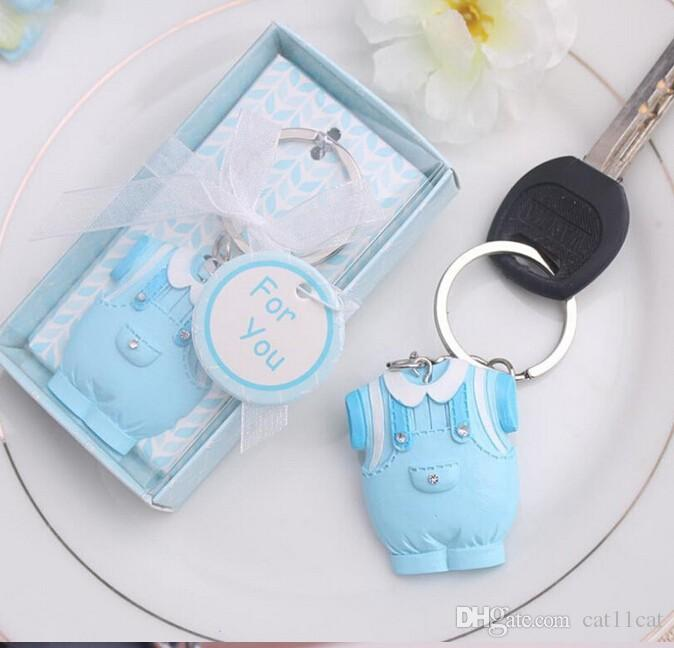 baby shower favors blue