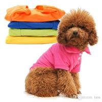 Online Cheap Pet Doggy Apparel Dog Polo Cool Puppy T ...