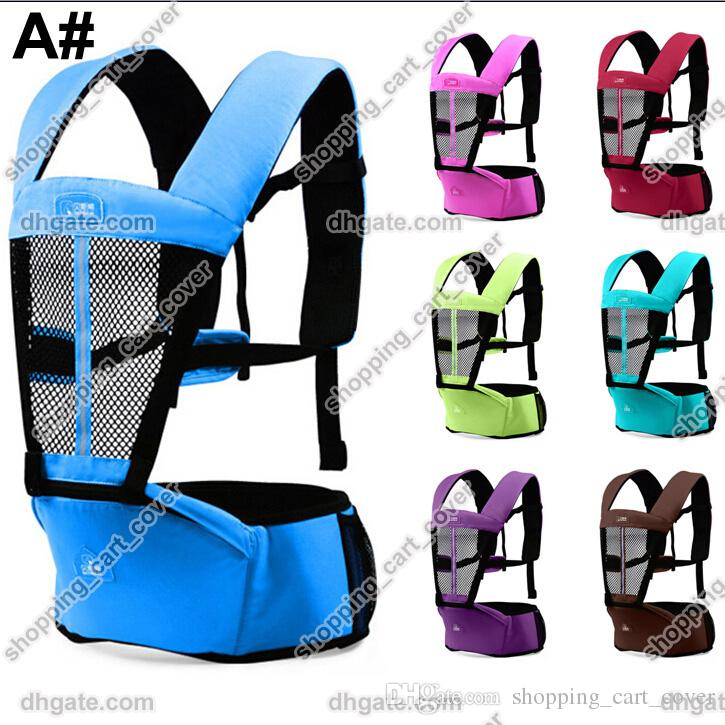 baby chair carrier two person 2019 kids infant toddler newborn safety hipseat hip seat front wrap belt sling hugger rider harness strap support comfort backpack from