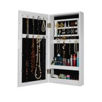 2017 Wooden Photo Frame Wall Mount Jewelry Cabinet