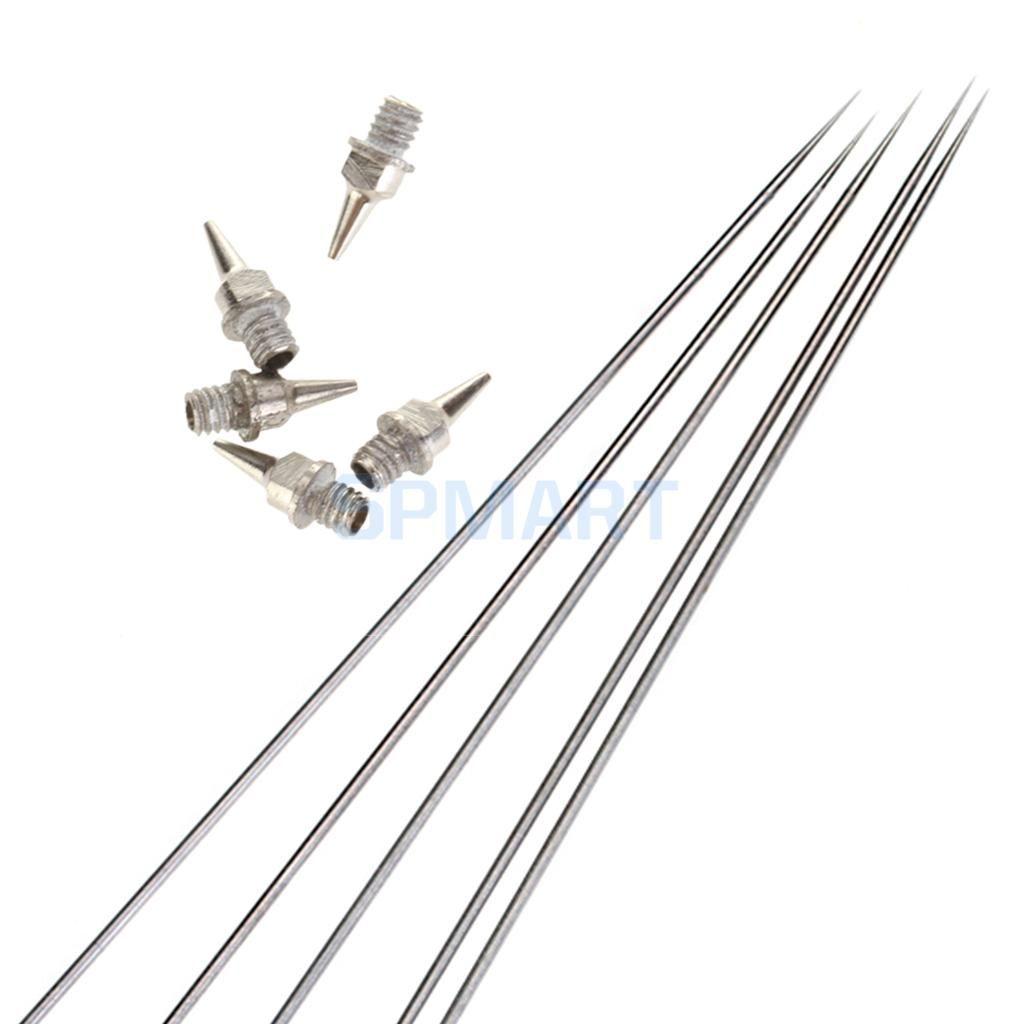 Wholesale SPMART 0.2mm Airbrush Nozzle /0.2mm Needle