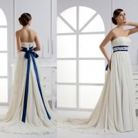 Discount Royal Blue And Ivory Wedding Dresses From